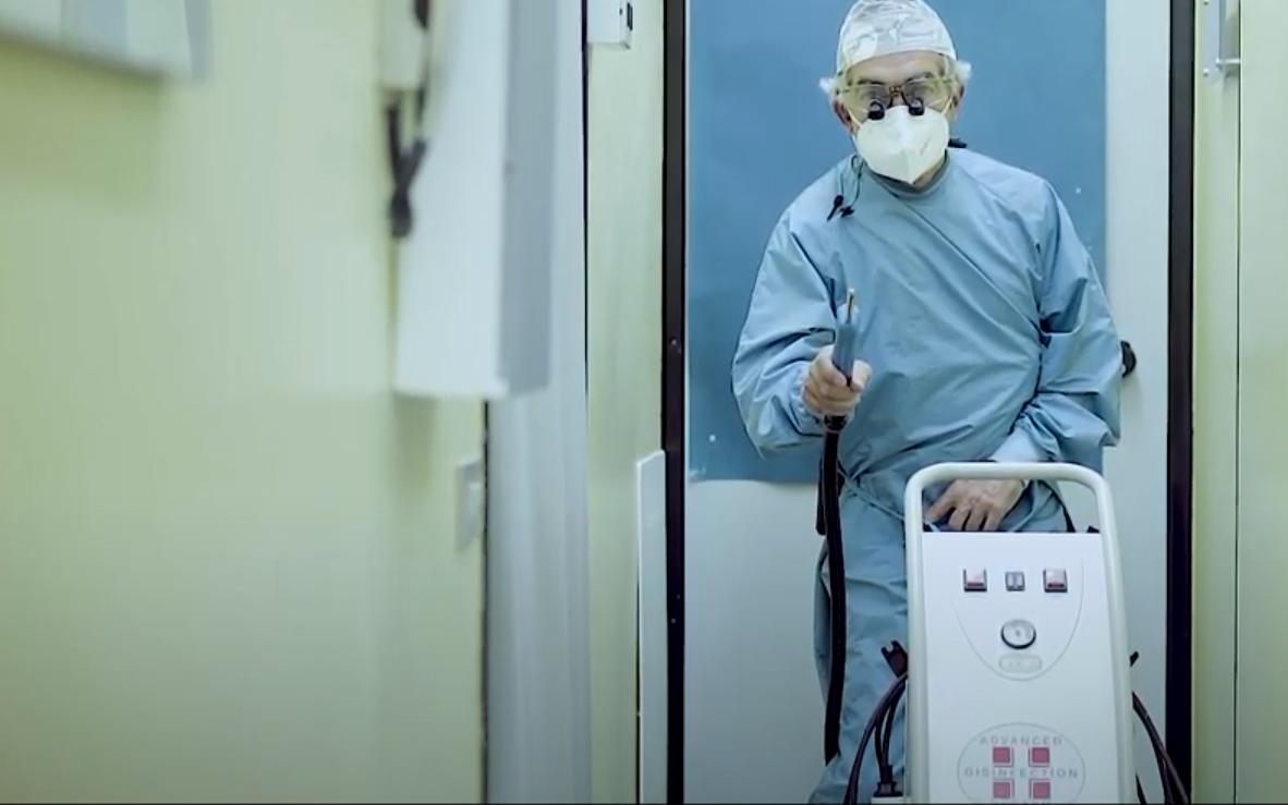 Talamona Fioravanti - Studio Dentistico - Campagna Video